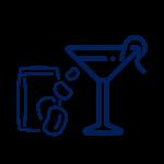 Aperitivos, cocteles y bases