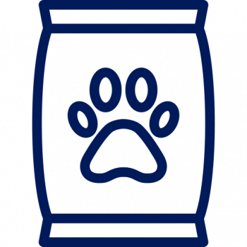 Concentrados y alimentos para mascotas