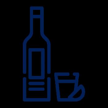 Tequilas, ginebra y vodkas